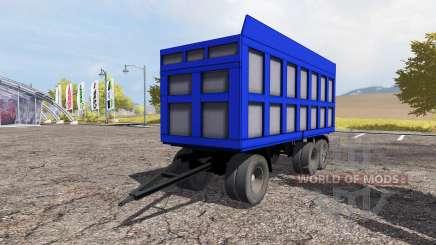 Fratelli Randazzo tipper trailer para Farming Simulator 2013