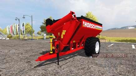 HORSCH UW 160 v2.0 para Farming Simulator 2013