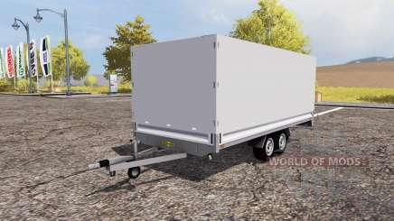 Humbaur HTK v3.0 para Farming Simulator 2013