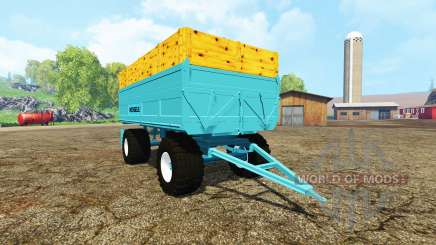 Mengele HW 80 para Farming Simulator 2015