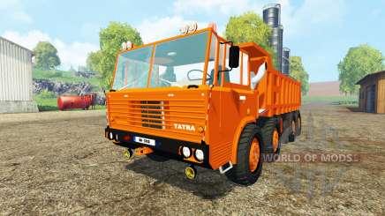 Tatra 813 S1 8x8 v2.0 para Farming Simulator 2015