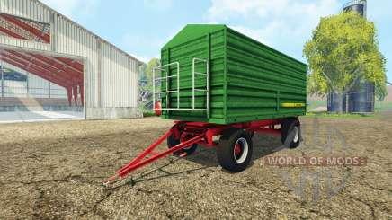 Stetzl para Farming Simulator 2015