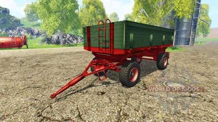 Krone Emsland v2.3 para Farming Simulator 2015