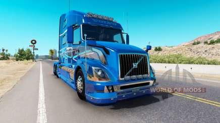 Volvo VNL 780 v3.0 para American Truck Simulator