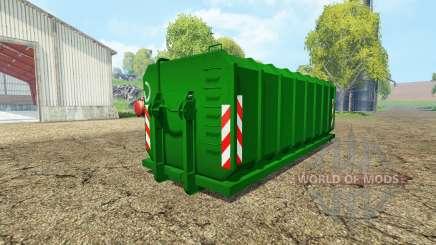 ITRunner cisterna v1.21 para Farming Simulator 2015