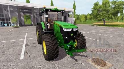 John Deere 7280R para Farming Simulator 2017