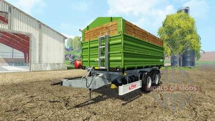 Fliegl TDK 255 set2 para Farming Simulator 2015