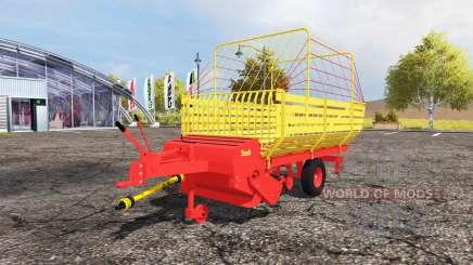 Bautz forage trailer para Farming Simulator 2013