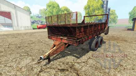 PRT 10 v2.0 para Farming Simulator 2015