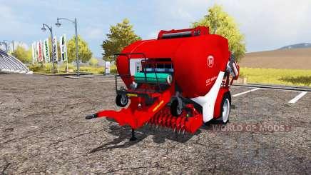 Lely Welger RPC 445 Tornado v2.1 para Farming Simulator 2013