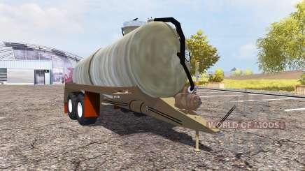 Fortschritt HTS 100.27 v2.0 para Farming Simulator 2013
