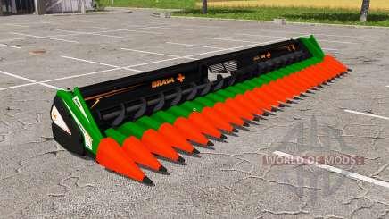 Stara Brava 9980 para Farming Simulator 2017