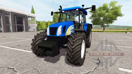 New Holland TL100A v1.1.1.1 para Farming Simulator 2017