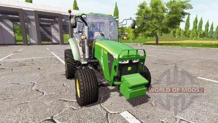 John Deere 5125M para Farming Simulator 2017