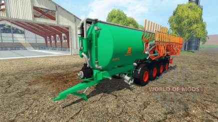 Aguas-Tenias CTE30 para Farming Simulator 2015