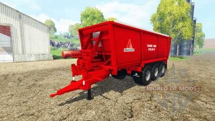 ANNABURGER HTS 29.17 para Farming Simulator 2015