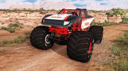 CRD Monster Truck v1.05 para BeamNG Drive