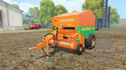 Gallignani 9250 SL para Farming Simulator 2015