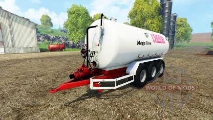 Creina CVC 25000 para Farming Simulator 2015