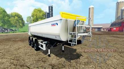 Schmitz Cargobull para Farming Simulator 2015