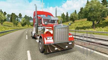 Kenworth W900 v2.0 para Euro Truck Simulator 2