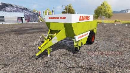 CLAAS Quadrant 1200 para Farming Simulator 2013