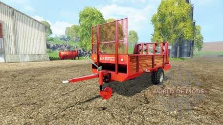 SIP Orion 40R-CL para Farming Simulator 2015