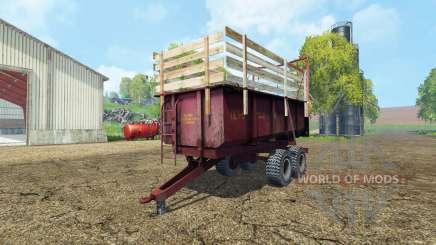PST 9 para Farming Simulator 2015