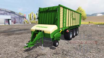 Krone ZX 550 GD para Farming Simulator 2013