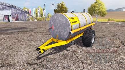 Veenhuis slurry tanker v1.1 para Farming Simulator 2013