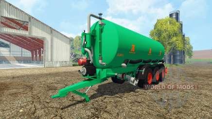 Aguas-Tenias CAT24 para Farming Simulator 2015