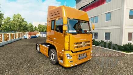 Dongfeng DFL 4181 v2.0 para Euro Truck Simulator 2