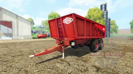 Orenge ORMTP 120 para Farming Simulator 2015