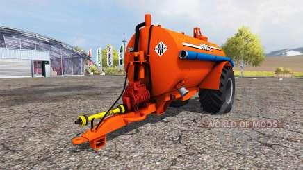 Abbey 2000R para Farming Simulator 2013