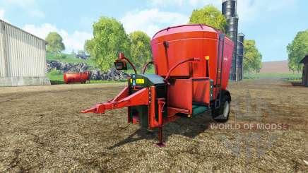 Kuhn Profile para Farming Simulator 2015