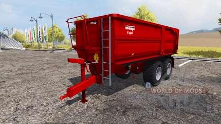 Krampe Big Body 650 v1.1 para Farming Simulator 2013