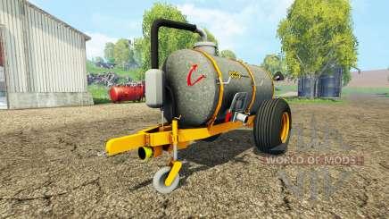 Veenhuis 5800l para Farming Simulator 2015