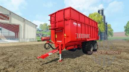 Krampe trailer para Farming Simulator 2015