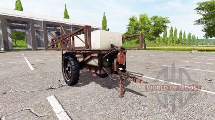 OP 2000 para Farming Simulator 2017