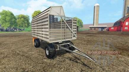 Conow HW 80 v1.1 para Farming Simulator 2015