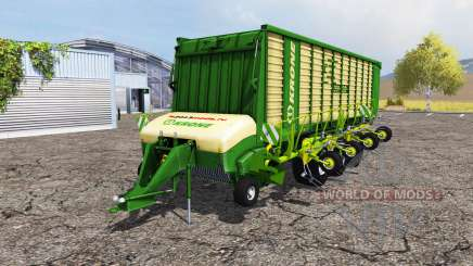 Krone ZX 550 GD rake para Farming Simulator 2013