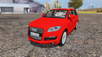 Audi Q7 (4L) v1.1 para Farming Simulator 2013