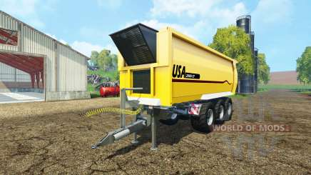 USA 2000 CF v1.1 para Farming Simulator 2015