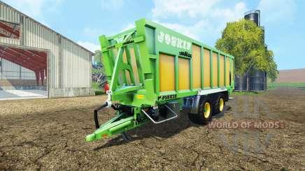 JOSKIN Drakkar v1.1 para Farming Simulator 2015