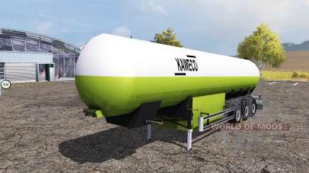 Kaweco tank manure para Farming Simulator 2013