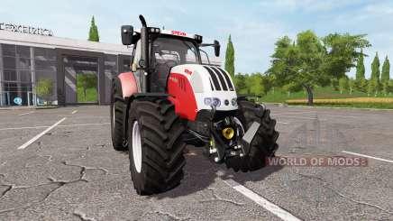 Steyr 6150 CVT para Farming Simulator 2017