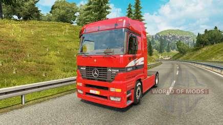Mercedes-Benz Actros MP1 v2.1 para Euro Truck Simulator 2