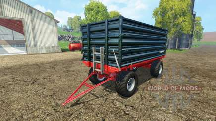 Farmtech ZDK v1.1 para Farming Simulator 2015