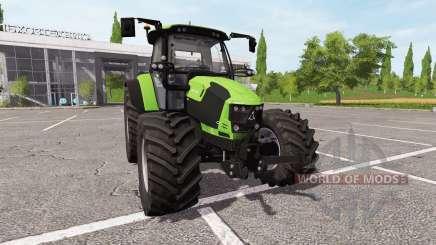 Deutz-Fahr 5110 TTV v6.5.8 para Farming Simulator 2017
