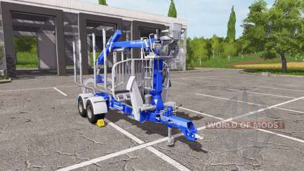Binderberger RW14 para Farming Simulator 2017